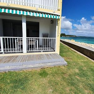 Apartment With One Bedroom In Sainte Anne With Wonderful Sea View Enclosed Garden And Wifi 3 M From The Beach photos Exterior
