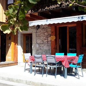 Apartment With 2 Bedrooms In Entremont With Wonderful Mountain View Shared Pool Furnished Garden 5 Km From The Slopes photos Exterior