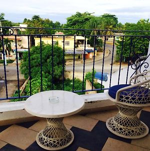 Apartment With One Bedroom In Boca Chica With Wonderful City View Shared Pool And Wifi 600 M From The Beach photos Exterior