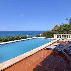 Villa With 4 Bedrooms In Valldemossa, With Wonderful Sea View, Private Pool, Terrace photos Exterior