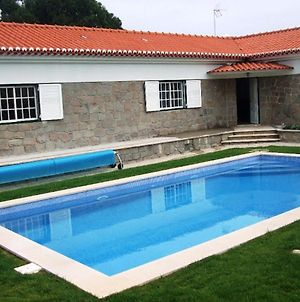Villa With 3 Bedrooms In Ulgueira With Wonderful Sea View Private Pool Enclosed Garden 2 Km From The Beach photos Exterior