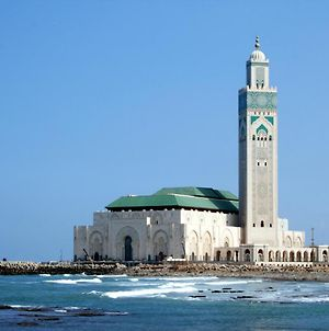 Apartment With 2 Bedrooms In Casablanca With Wonderful Sea View Terrace And Wifi 200 M From The Beach photos Exterior