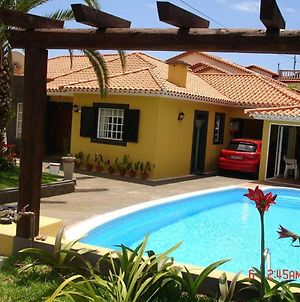 Apartment With 2 Bedrooms In Lombo Do Doutor With Wonderful Sea View Private Pool Enclosed Garden photos Exterior