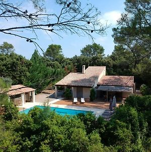 Villa With 5 Bedrooms In Le Thoronet With Private Pool Enclosed Garden And Wifi 45 Km From The Beach photos Exterior