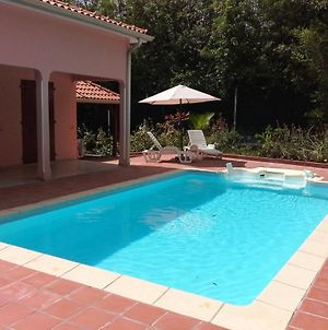 Villa With 4 Bedrooms In Sainte Luce With Private Pool Furnished Garden And Wifi 500 M From The Beach photos Exterior