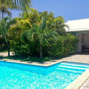 Villa With 3 Bedrooms In Saint Francois With Private Pool Enclosed Garden And Wifi 300 M From The Beach photos Exterior