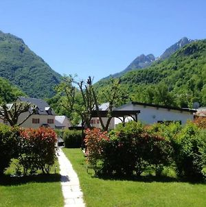 House With 4 Bedrooms In Luzsaintsauveur With Wonderful Mountain View Enclosed Garden And Wifi photos Exterior