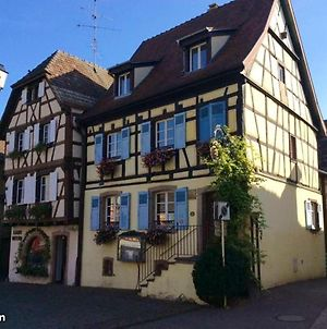 Apartment With 3 Bedrooms In Eguisheim With Furnished Terrace And Wifi 50 Km From The Slopes photos Exterior