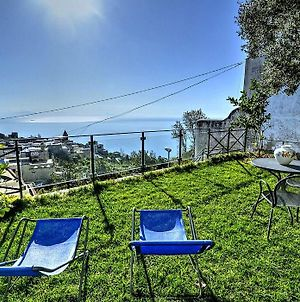 Ravello Villa Sleeps 10 Pool Air Con Wifi photos Exterior