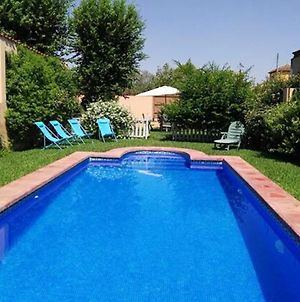 Chalet With 3 Bedrooms In Carmona, With Private Pool, Enclosed Garden And Wifi photos Exterior