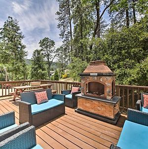 Remodeled Crestline Retreat - Walk To Lake Gregory! photos Exterior