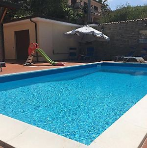 Santa Maria Villa Sleeps 8 Pool Air Con Wifi photos Exterior