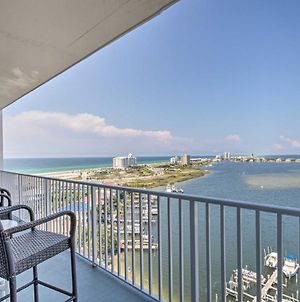 Pensacola Beach Condo With Balcony & Gulf Coast View photos Exterior