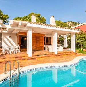 Nice Home In Benicassim W/ Outdoor Swimming Pool, Wifi And Outdoor Swimming Pool photos Exterior