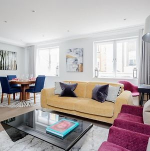 Mayfair Mews Suite No.2 - Central Luxurious 1 Bed photos Exterior
