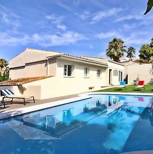 Villa With 5 Bedrooms In Marbella With Private Pool And Wifi photos Exterior