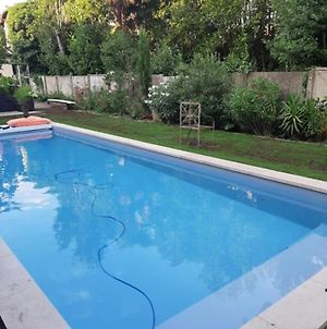 Villa With 4 Bedrooms In Bordeaux With Private Pool Enclosed Garden And Wifi photos Exterior