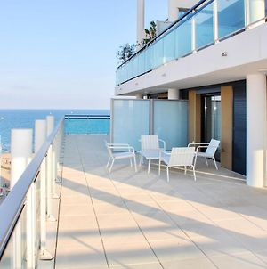 Apartment With 4 Bedrooms In Canetenroussillon With Wonderful Sea View Furnished Terrace And Wifi 100 M From The Beach photos Exterior