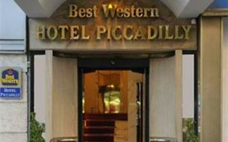 Best Western Hotel Piccadilly Rome 4 Italy From Us 109 Booked