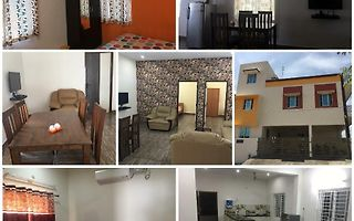 Fully Furnished 2 Bhk House With Modular Kitchen Madurai India From Us 41 Booked