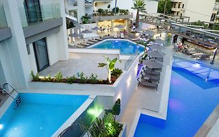 Sunset Hotel Spa Bali Crete 4 Greece From Us 63 Booked