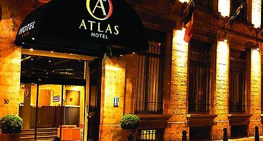Atlas Hotel Brussels photos Exterior Hotel information