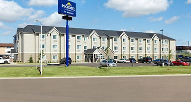 Microtel Inn & Suites By Wyndham Dickinson photos Exterior Hotel information