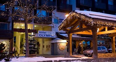 Courchevel Olympic photos Exterior Hotel information