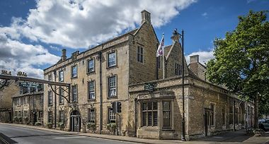 The George Hotel Of Stamford 4 United Kingdom From