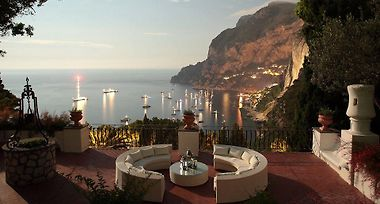 Villa Hibiscus Capri Italy From Us 908 Booked