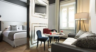 Hotel Corso 281 Luxury Suites Rome 5 Italy From Us 461