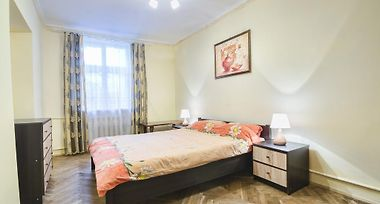 Central Location Apartment On Doroshenka photos Exterior Apartment for those who love Comfort