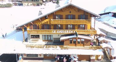 Hotel Le Choucas Chatel 2 France From Us 128 Booked