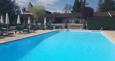 Hotel Chateau De Pizay Saint Jean D Ardieres 4 France From Us