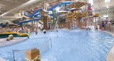 Great Wolf Lodge Grapevine photos Exterior Hotel information