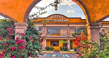 Hotel Teotihuacan photos Exterior Hotel Teotihuacan