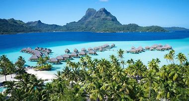 Bora Bora Pearl Beach Resort And Spa photos Exterior