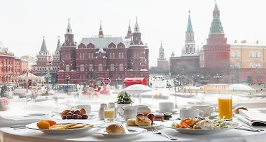 Hotel National, A Luxury Collection Hotel, Moscow photos Exterior National Hotel