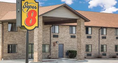 Super 8 By Wyndham Gas City Marion Area photos Exterior