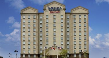 Fairfield Inn And Suites By Marriott Toronto Airport photos Exterior Hotel information
