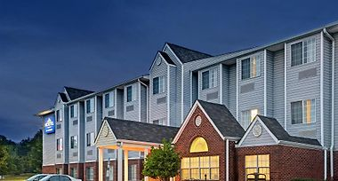 Microtel Inn & Suites By Wyndham Statesville photos Exterior