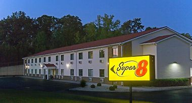 Super 8 By Wyndham Radcliff Ft. Knox Area photos Exterior