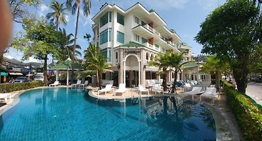 Absolute Sea Pearl Beach Resort (Adults Only) photos Exterior Sea Pearl Beach Resort Phuket