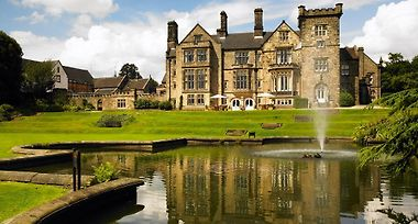Breadsall Priory Marriott Hotel & Country Club photos Exterior Hotel information