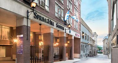 Springhill Suites By Marriott Old Montreal photos Exterior