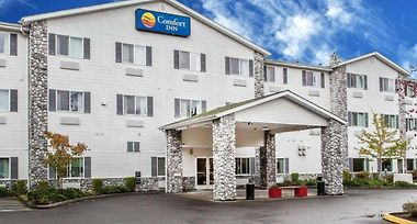 Comfort Inn Conference Center Tumwater - Olympia photos Exterior Comfort Inn & Conference Center Tumwater/ Olympia