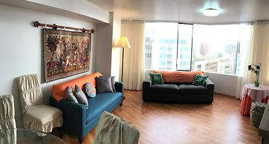 Miraflores: Beautiful Deluxe Apartment Gym #2 photos Exterior Lovely Deluxe Great Apt+Gym in Miraflores