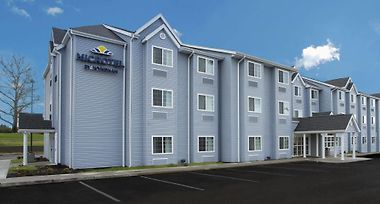 Microtel Inn & Suites By Wyndham Caldwell photos Exterior