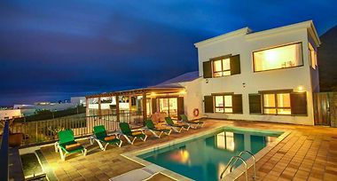 Villa Arco Playa Blanca Lanzarote Spain From Us 157