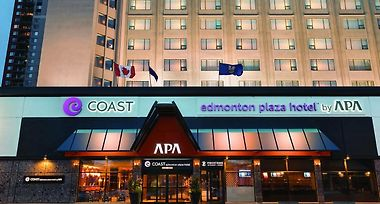 Coast Edmonton Plaza Hotel By Apa photos Exterior